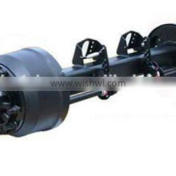 Germany type 16ton off-road trailer axles truck load axle
