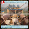 Professional lime cement rotary kiln