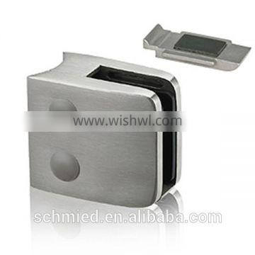 Inox glass clip,glass clamp,stainless steel Glass Clamp