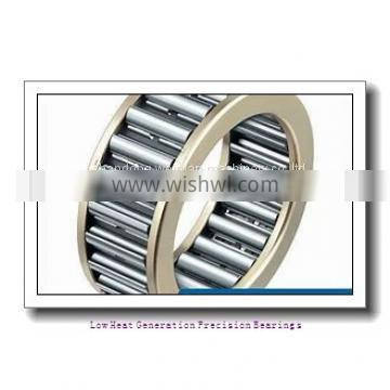 Low Heat Generation Precision Bearings