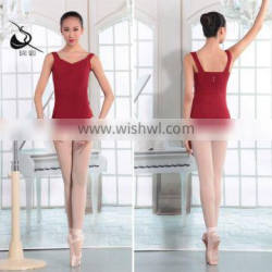 115141013 Ballet Leotard Wide Strap Leotard