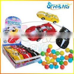 Lacquer Racer Model Car Candy Toy