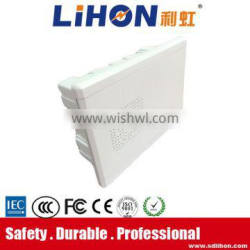 Plastic multimedia information box for home / office / hotel