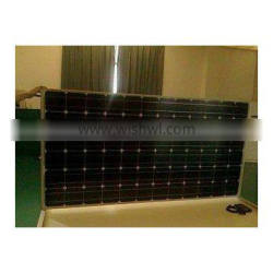 solar panel installation 300W for home use GH energy