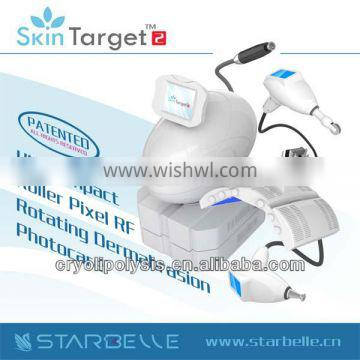 2014 new arrival at home skin tightening