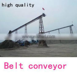 2016 best brand mobile mining/iron ore belt conveyor with high quality
