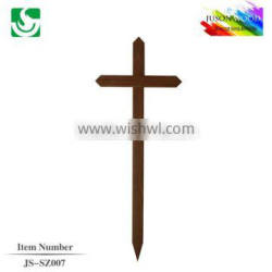 wholesale cheap wooden hand held crosses