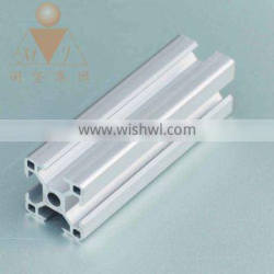 aluminum profile 3030 for machine direct from stock