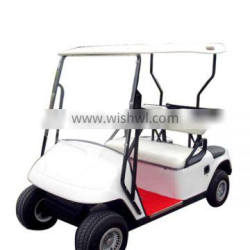 New design and high quality 2 passage golf car with cargo box