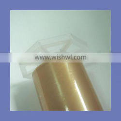 Octagon Clear Plastic Roll Core Holder for cling film or aluminum foil