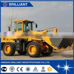 Made in China 3 Ton Front Loader for Massey Ferguson Tractor