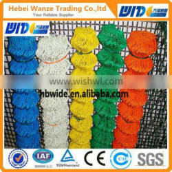 High quality cheap Electro/Hot dipped Galvanized Chain Link Fence(Manufacturer)