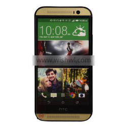 Wholesale price good quality 0.26mm thickness glass screen protector for HTC one M8
