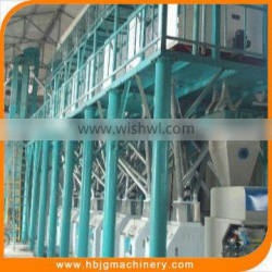 100t/24h Domestic Flour Mill, Flour Mill With Reasonable Price