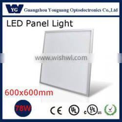 78W LED 600mmx600mm surface mounted panel light