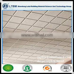 Asbestos free calcium silicate board with CE