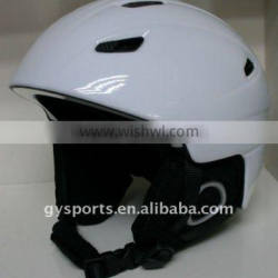 PC EPS skiing helmet with superstrong quality