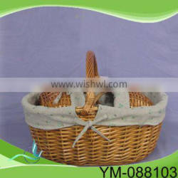 Latest made in China Picnic Willow Basket,Picnic Hampers
