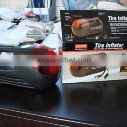 100% factory selling 3 in 1 tire inflator/air compressor with rohs approval