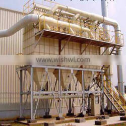 Dust Extraction & Filtration System Industrial Pulse Jet Bag Dust Collector
