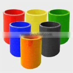 Color straight silicone pipe /tube/hose
