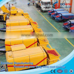 60m3h trailer mounted concrete pump,concrete pumping machine
