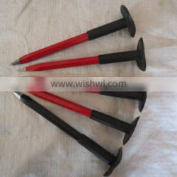 carbon steel forged stone chisel