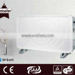 Household mobile room electric heater