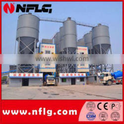 Hot selling product of concrete mixing plant HZS120 and related equipments