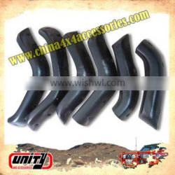 High quality acccessories 4x4 ABS fender flare for wrangler XJ fender flare