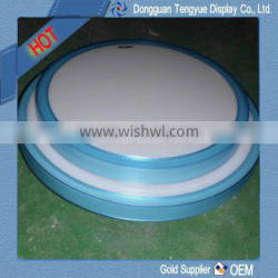 waterproof ceiling lamp shade,plastic products,light box