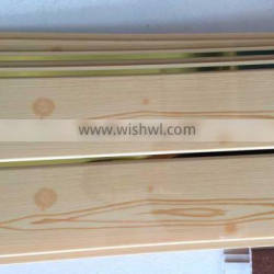 pvc ceiling panel middle groove wooden design