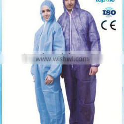 coverall for work/sms coverall/cotton coverall