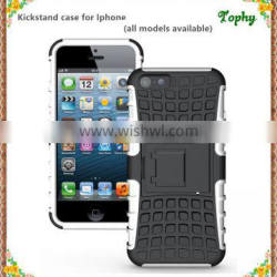 Waterproof 360 degree full protect mobile phone accessories cover for iphone 5c