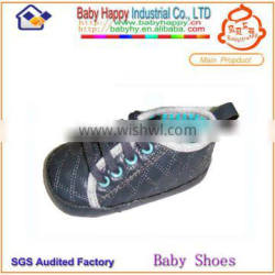 wholesale low price with top quality newborn make baby leather shoes