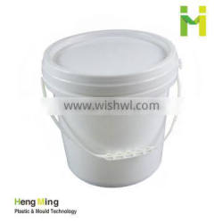 10 liters leakproof plastic paint pail packaging pail Quality Choice