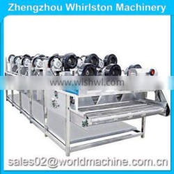 Hot Selling Vegetables air drying machine/dewatering machine/vegetable and fruit wind dryer
