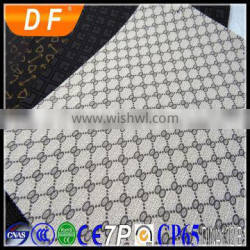 Low price wallet leather pvc decoration leather sole leather factory