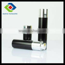 50ml acrylic bottle with silver top,cosmetic bottle for personal care