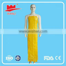 Hot sale disposable plastic apron