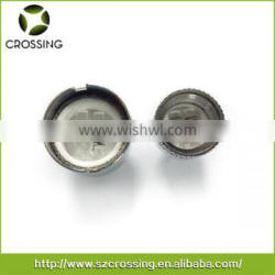 Latest quartz coil with single and dual rod coil for max atomizer kit and glass globe atomizer, original supplier