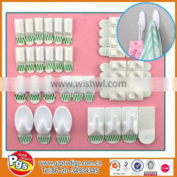 clear plastic hooks adhesive plastic hooks clear no screws no mark adhesive sticker hang hook