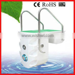 New design swim pool water filters portable pool filter with 2 swim jets PK8028