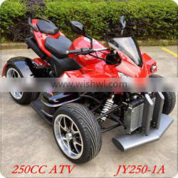 Cheaper 250CC ATV with 2 seats EEC Approved Jinyi