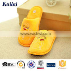 Funny skid proof anmial style indoor baby shoes for sale