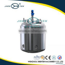 Factory supply mirror polish ss304 chemical reactor price