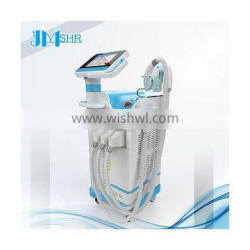 vertical hair removal ipl equipment/nd yag laser tattoo removal machine