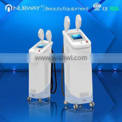 2015 best hair removal&spot removal shr ipl hair removal machine pain free