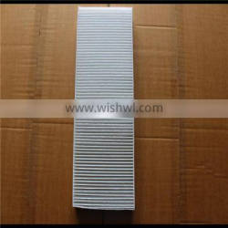 CHINA WENZHOU FACTORY SUPPLY WHITE FIBER CABIN AIR FILTER K1128