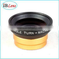 New Product 2015 Innovation Magnetic 0.67X Wide Angle Macro Optical Zoom Lens